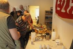 Morgenkaffe (foto OZ0HF)
